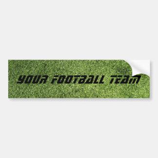 Green Lawn Bumper Sticker