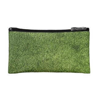 Green Lawn Cosmetic Bag