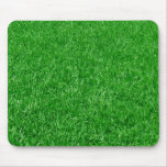Green Lawn Mouse Pad
