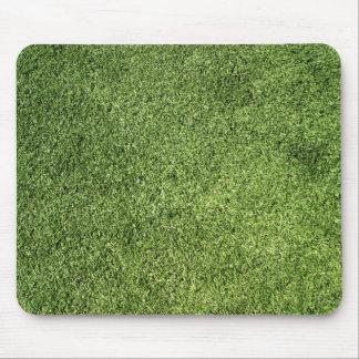 Green Lawn Mousepads