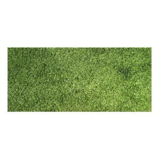 Green Lawn Rack Card