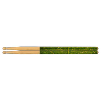 green leaf drum sticks