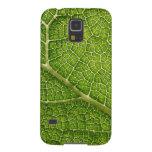 Green Leaf. Digital Art. Galaxy Nexus Cover