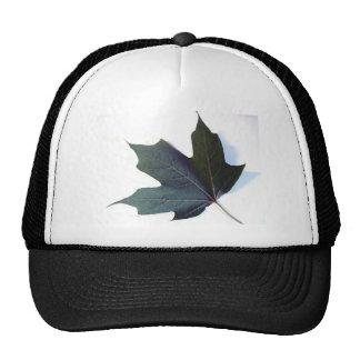 Green Leaf Hat