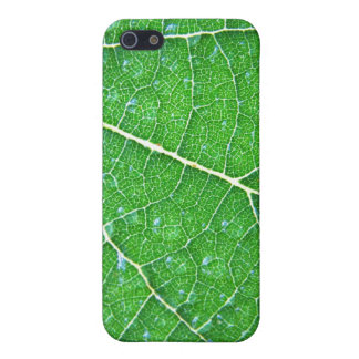 Green Leaf iPhone 4 Skin Covers For iPhone 5