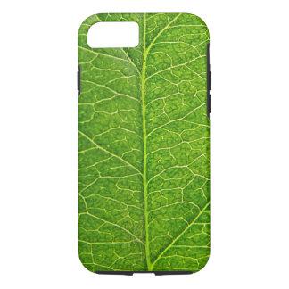 green leaf iPhone 8/7 case