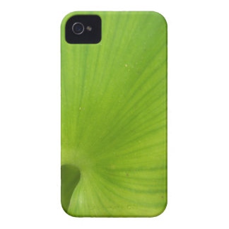 Green Leaf iPhone disguise iPhone 4 Case