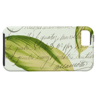 Green Leaf iPhone SE/5/5s Case