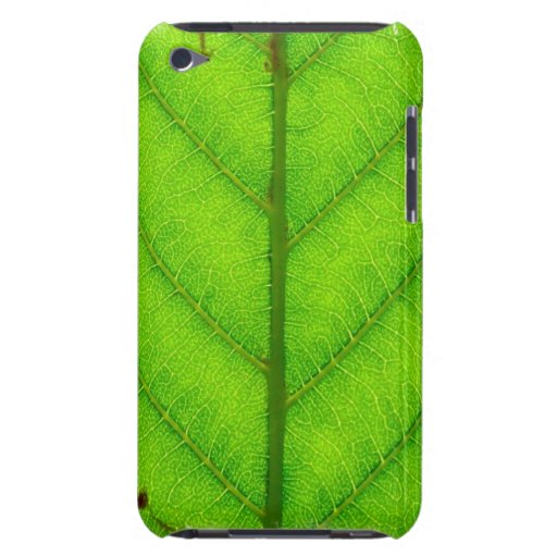 Green Leaf iTouch Case iPod Case-Mate Cases