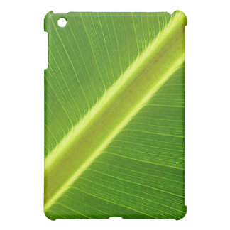 Green Leaf Macro Case For The iPad Mini