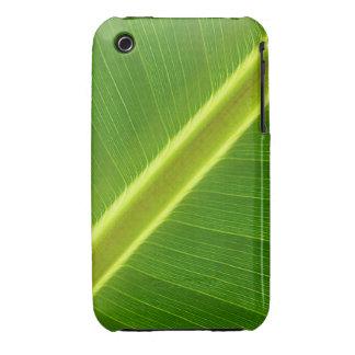 Green Leaf Macro iPhone 3 Case-Mate Case