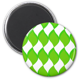 Green Leaf Magnet