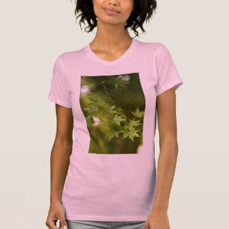 Green leaf shirt