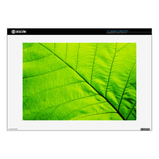 Green Leaf Skin For Laptop Decals For Laptops