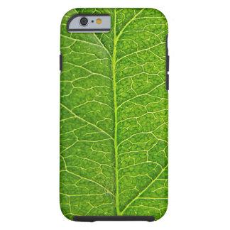 green leaf tough iPhone 6 case