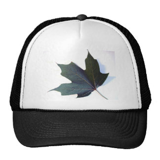 Green Leaf Trucker Hat