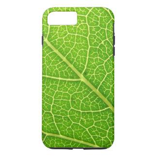 Green Leaf Veins 04 iPhone 8 Plus/7 Plus Case