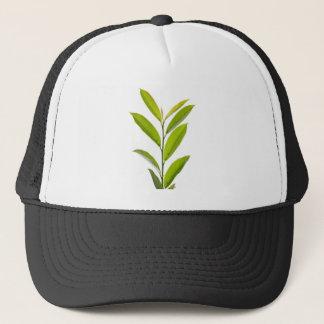 Green Leafs Trucker Hat