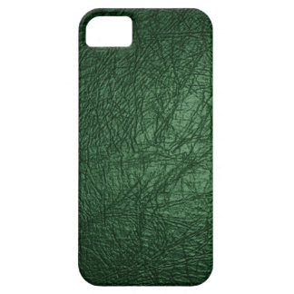 Green Leather Look iPhone 5 case