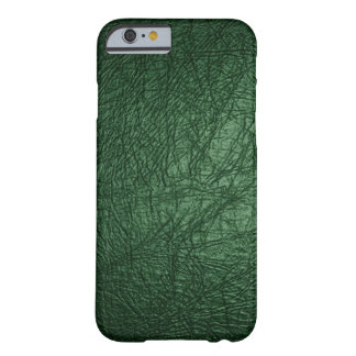 Green Leather Look iPhone 6 case