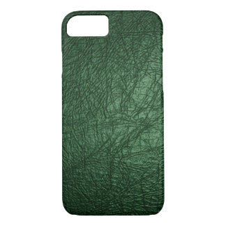 Green Leather Look iPhone 7 case