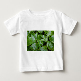 Green Leaves Baby T-Shirt