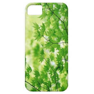 green leaves case-mate iPhone SE/5/5s case