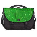 Green Leaves Commuter Bag