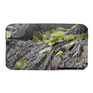 Green Leaves iPhone 3 Case-Mate Case