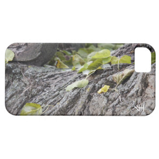 Green Leaves iPhone SE/5/5s Case