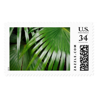 Green Leaves Postage