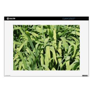 """Green Leaves Skins For 15"""" Laptops"""
