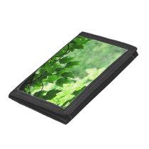 Green Leaves Wallet