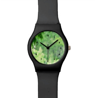 Green Leaves Watch