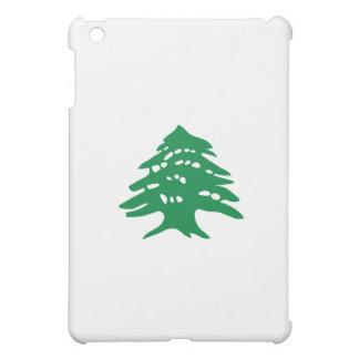 Green Lebanon Cedar Tree iPad Mini Cover