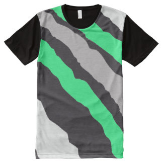 Green Leopard Shirt
