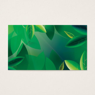 Green Life Business Card