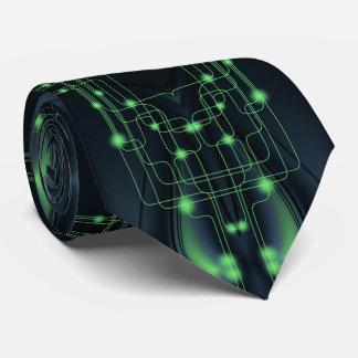 Green Light Technology Tie