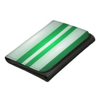 Green Light Tri-fold Wallet