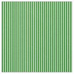[ Thumbnail: Green & Light Yellow Pattern Fabric ]