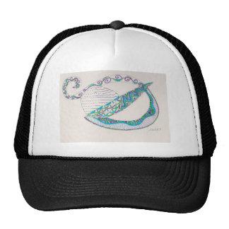 Green Lightning Trucker Hat