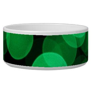 Green Lights Pet Bowl
