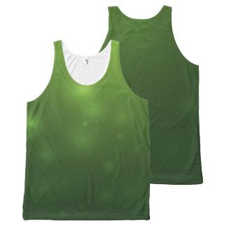 Green Lights tank top All-Over Print Tank Top