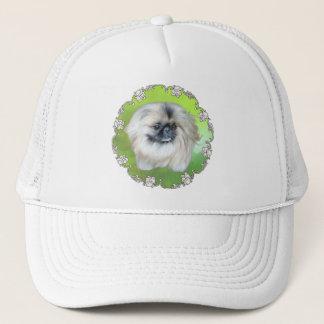 Green Lilly Trucker Hat