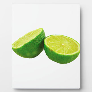 Green Lime Plaque