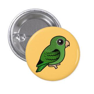 Green Linnie Button