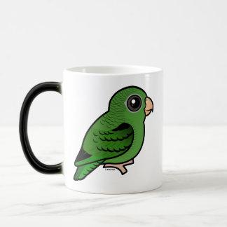 Green Linnie Magic Mug
