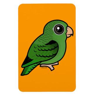 Green Linnie Magnet