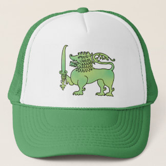 Green Lion Sri Lanka hat