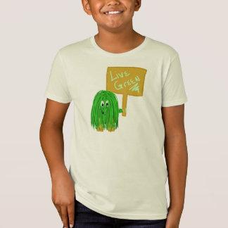 Green live green T-Shirt
